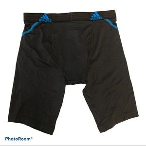 NWOT Adidas Climalite Boxer Briefs Small